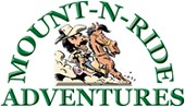 logo for Mount n Ride Adventures