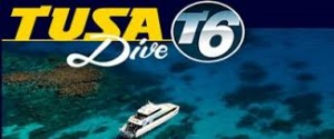 logo for Tusa Dive