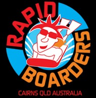 logo for Rapid Boarders
