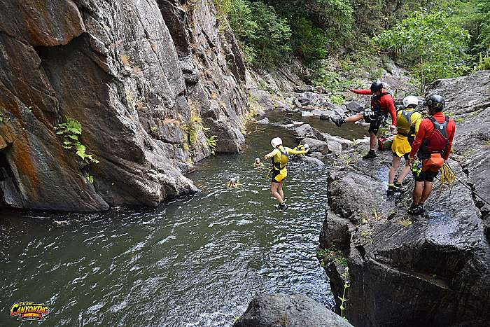product image for Cairns Canyoning Adventures - PM