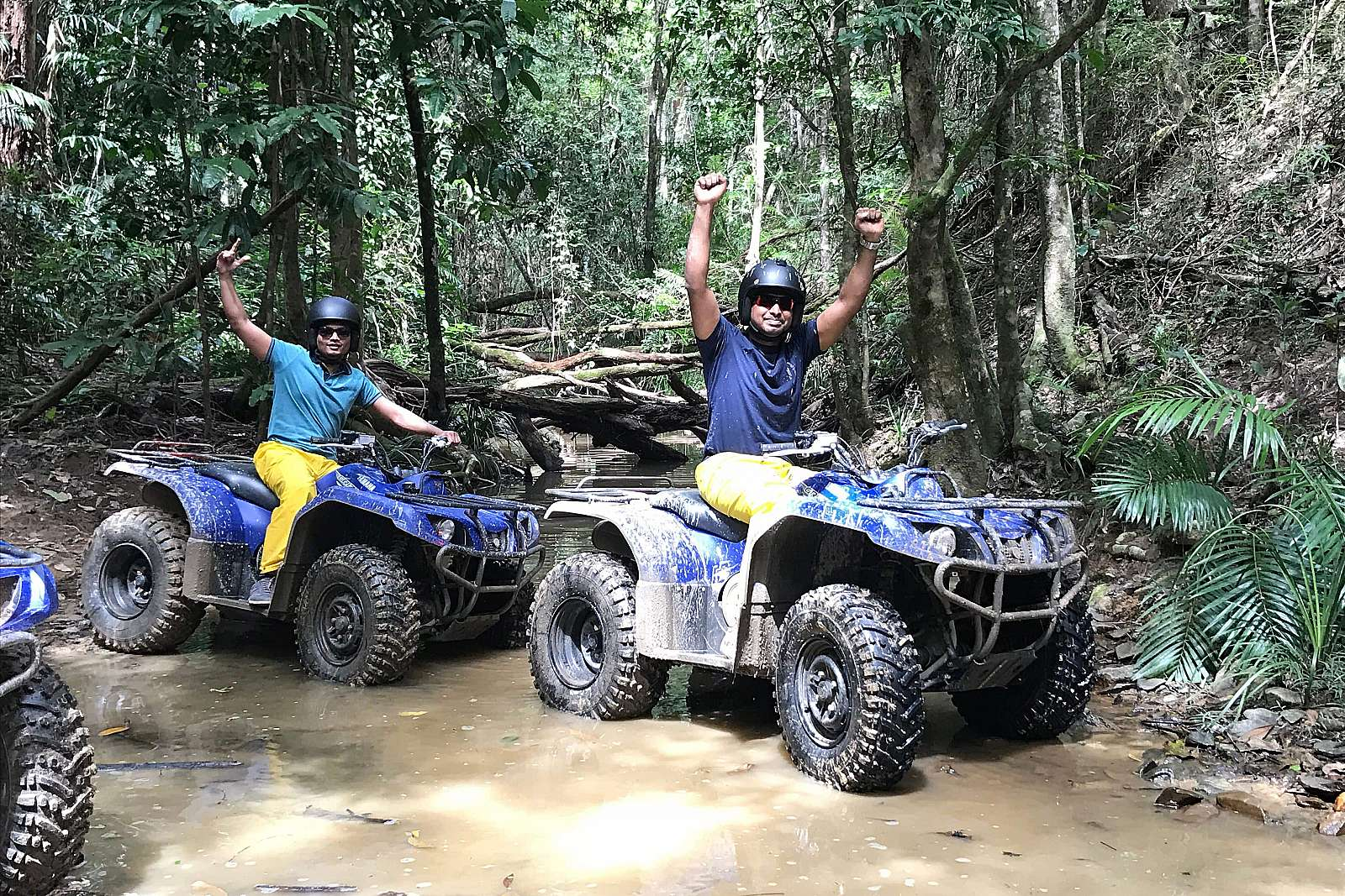 Feature image for Morning ATV Tour