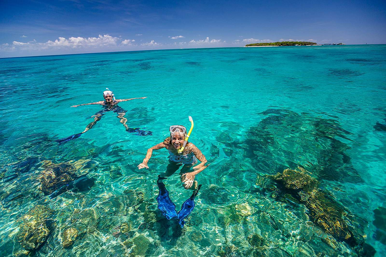 Feature image for Green Island & Great Barrier Reef Adventure