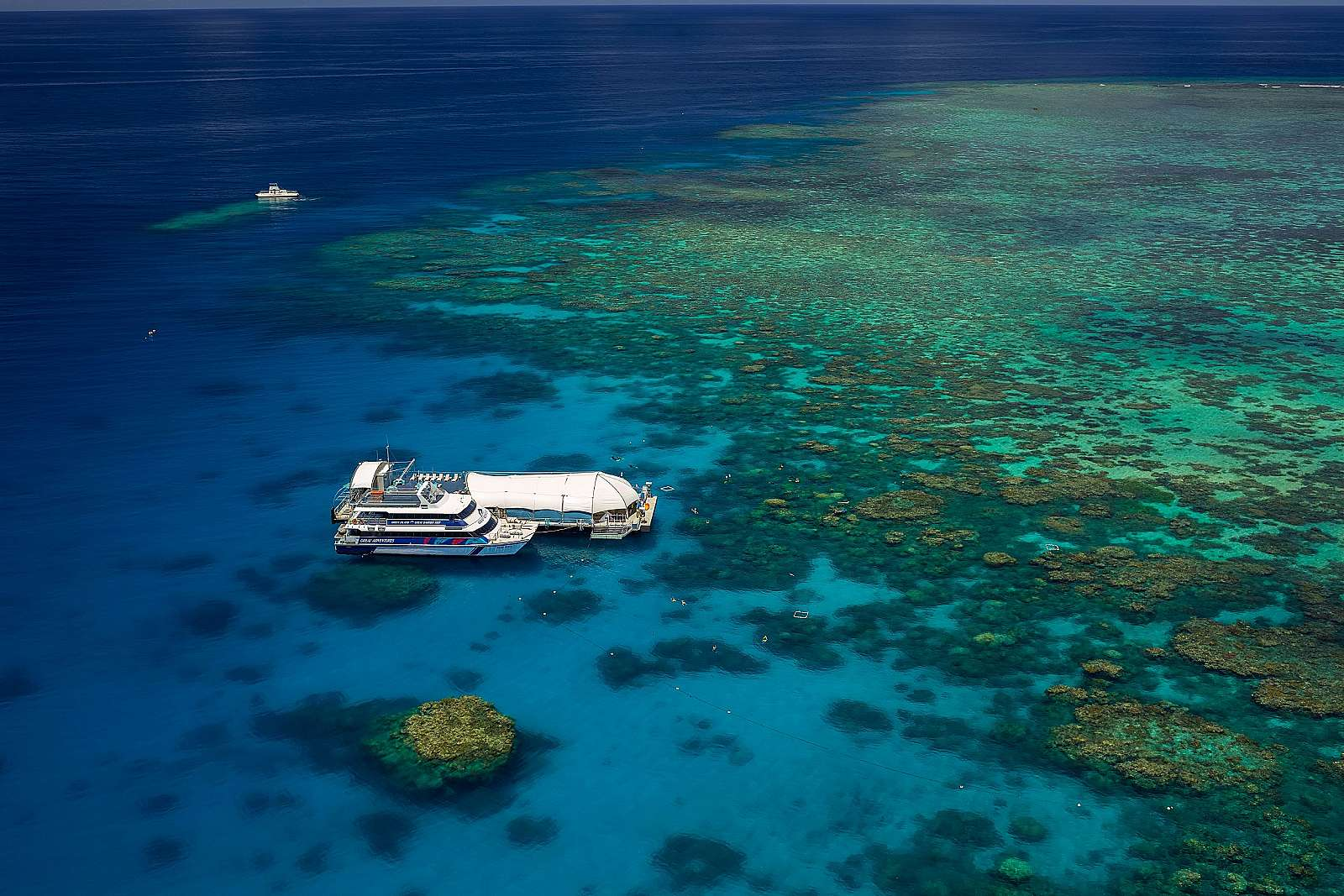 Image for Great Adventures - Green Island & Great Barrier Reef Adventure