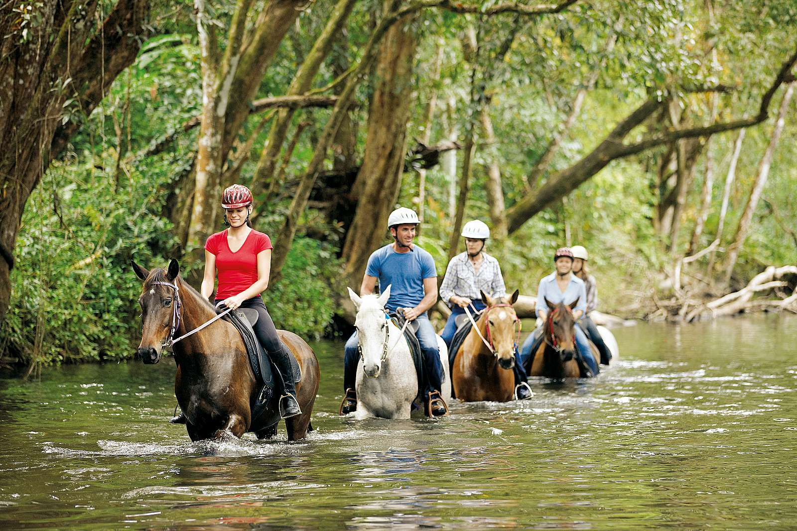 Image for Mount n Ride Adventures - Half Day Horse Riding