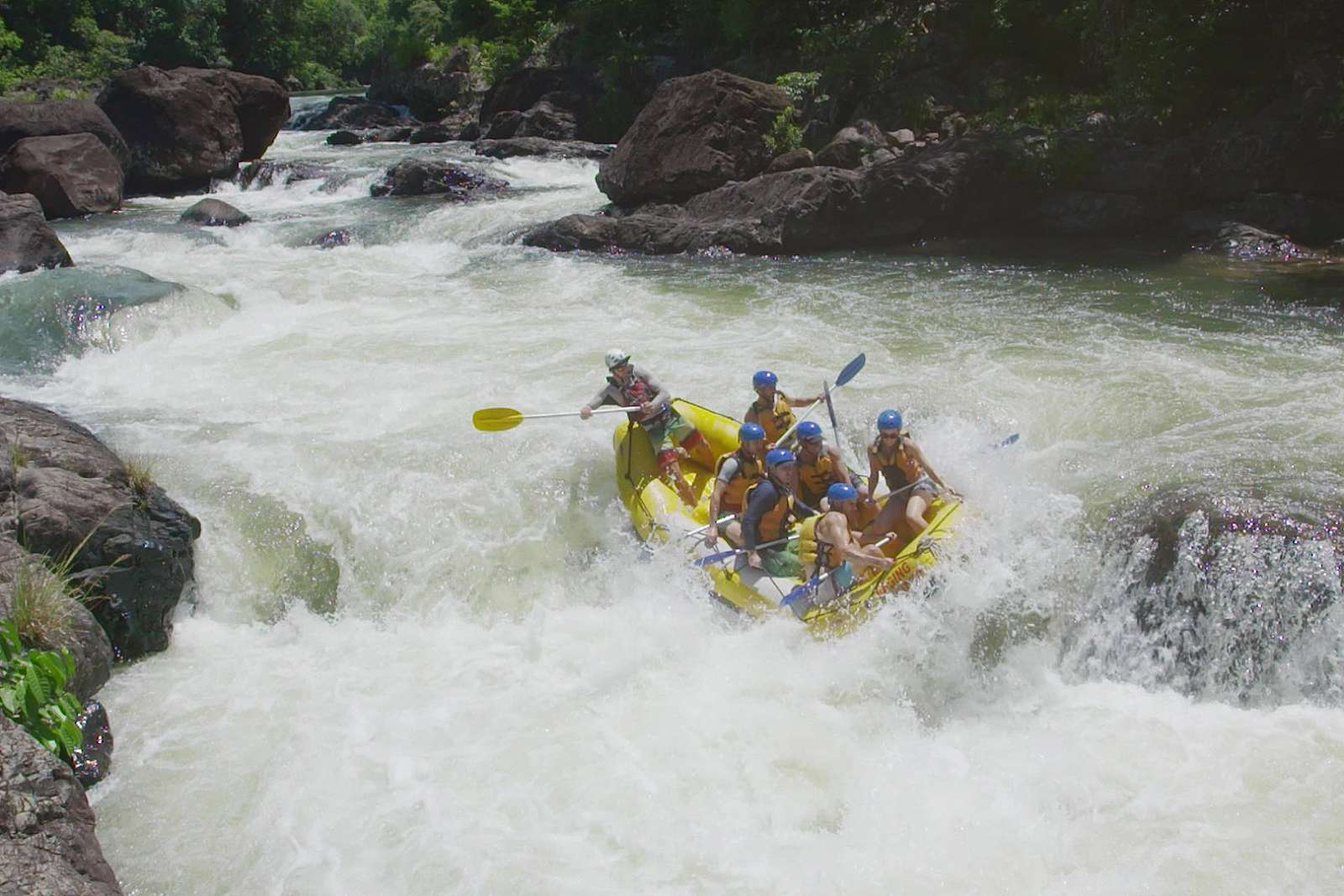 image for Rafting - Tully Xtreme