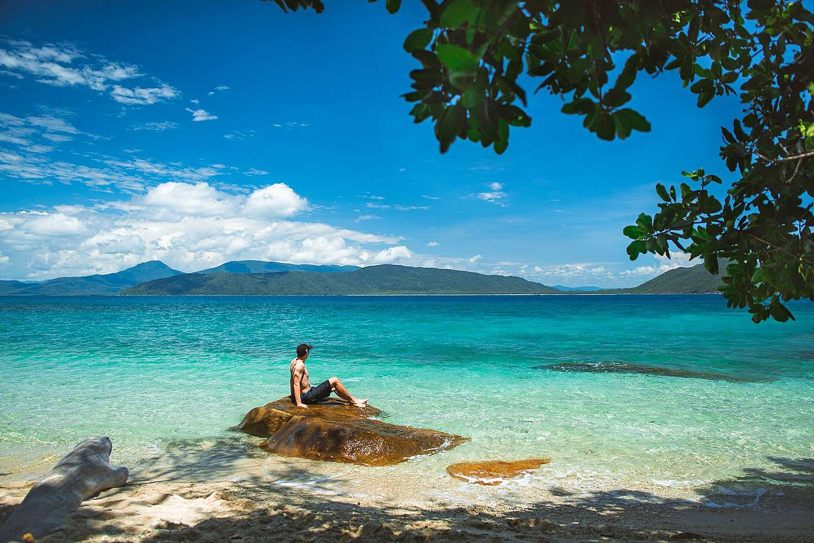 Image for Fitzroy Island - 08:00AM Departure - Same Day Return Fitzroy Island Ferry transfers (Full Day 5:00PM Return)